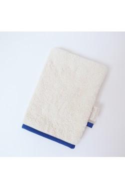 "Washing mitt - Printed ""Marin d'Eau Douce"""