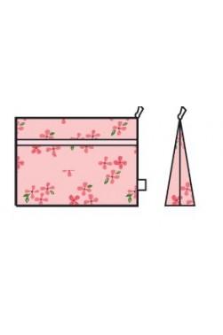 """Trousse de toilette - Grand modèle - imprimé """"Blossom"""""""