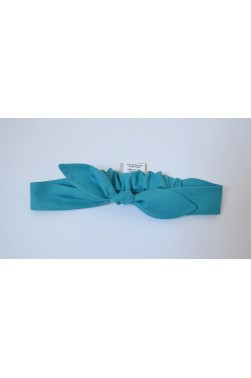 """Bandeau pour les cheveux enfant - coloris """"Pagoda Blue"""""""