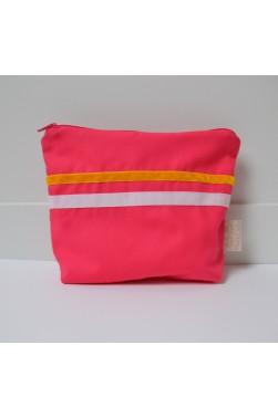 """Trousse de toilette - Petit modèle - coloris """"Azalée"""""""