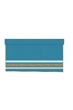 """Panière à couches - Coloris """"Pagoda Blue"""""""