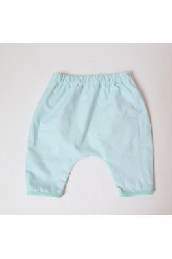 "Pantalon - Motif ""Flocon"""