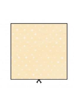 """Coussin carré - coloris """"Ananas"""""""