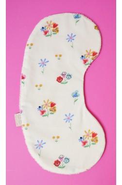 """Protège épaule en coton bio - imprimé """"Flamingo"""""""
