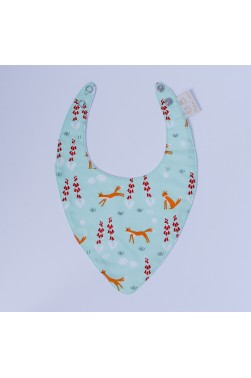 "Bandana - Motif ""Fox Love"""