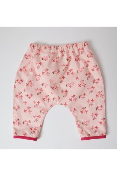 "Pantalon - Motif ""Blossom"""