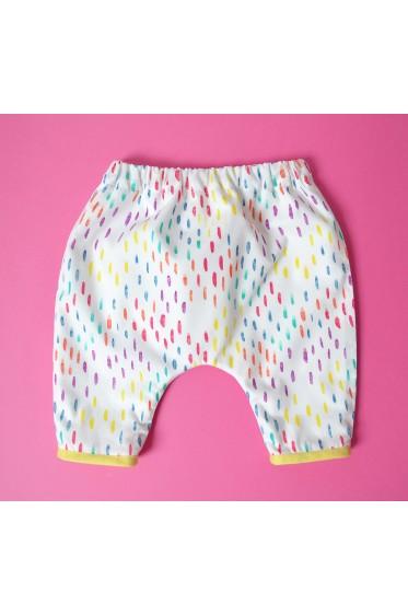 """Pantalon - Motif """"Confetti"""""""